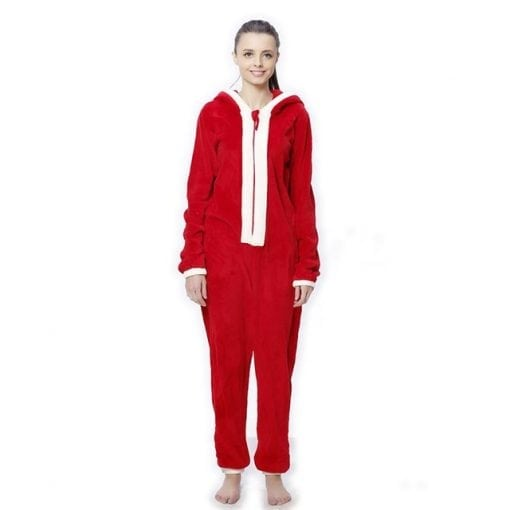 Plus Size Christmas Pajamas.Plus Size Christmas Onesie