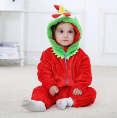 Chicken pajamas for kids