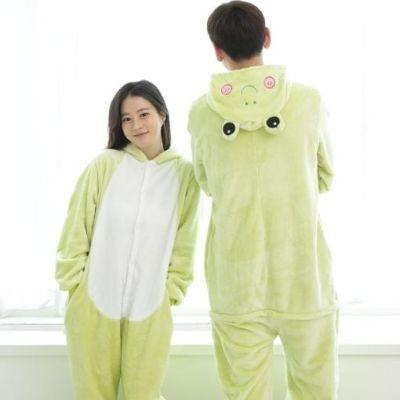 Frog pajamas for adults