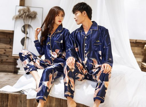 Matching Couple Pajamas To Wear This Winter With Your Partner