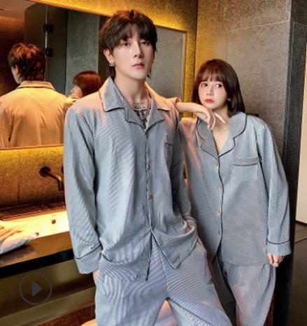 matching couple pajamas