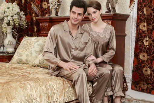 Boyfriend And Girlfriend Matching Pajamas